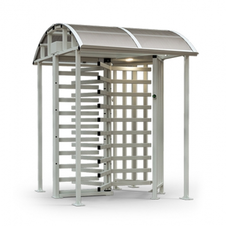 RTD-15.2 Full height rotor turnstile for indoor and outdoor operation