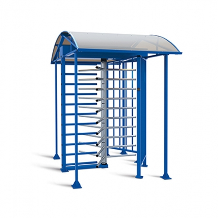 RTD-16.2S Full Height Totor Turnstile