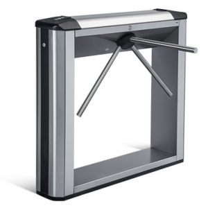 TB-01.1 Box Tripod Turnstile with two built-in card readers