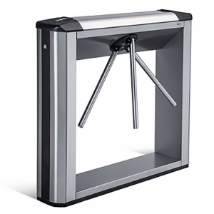 TB-01A Box Tripod Turnstile with two built-in card readers